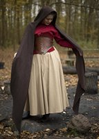 Medieval Capes & Surcoats