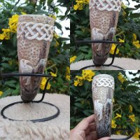 Drinking Horns, Mugs, Goblets & Accessories