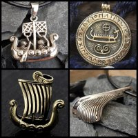 Viking Ships / Longships / Dragonships