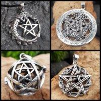 Pentagramm / Drudenfuß / Pentakel