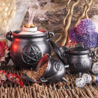 Ritual Jars & Incense Burners