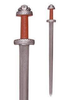 Das Trondheim Wikinger Schwert aus Damaststahl