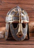Der Sutton Hoo Helm der Angesachsen, spätes 8....