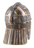 Der Sutton Hoo Helm der Angesachsen, spätes 8. Jahrhundert