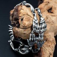 """Armband """"Der Tote Wikinger"""" aus Edelstahl..."""