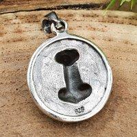 Mjölnir Schmuck Anhänger aus 925er Sterling Silber