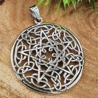 """Keltischer Knoten Anhänger """"GAWAIN"""" mit..."""