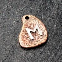 Bronzeanhänger - Rune aus 925er Sterling Silber - Ehwaz