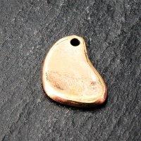 Bronzeanhänger - Rune aus 925er Sterling Silber - Laguz