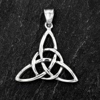 """Keltischer Knoten Anhänger """"DOBAIN"""" aus..."""