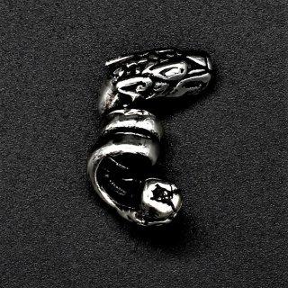 "Bartperle ""Hati & Skalli"" aus 925 Sterling Silber"