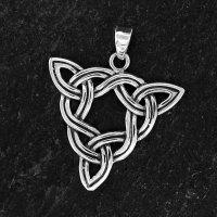 """Keltischer Knoten Anhänger """"Borga"""" aus 925..."""