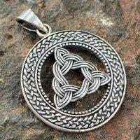 """Keltischer Knoten Anhänger """"Cecilia"""" aus..."""