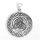 "Keltischer Knoten Anhänger ""Aithne"" aus 925 Sterling Silber"