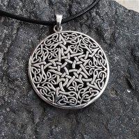 """Keltischer Knoten Anhänger """"GAWAINE"""" mit..."""
