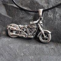"""Motorrad Schmuck Anhänger """"FREIHEIT"""" aus..."""