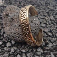 """""""Camulos"""" Bronzearmreifen mit keltischen..."""