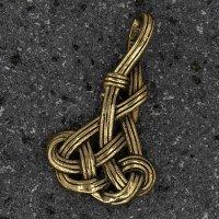 Keltischer Knoten Schmuckanhänger...