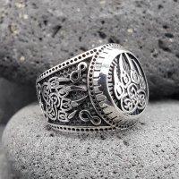 "Bärenklaue Ring ""EERIKKI"" aus 925 Sterling Silber"