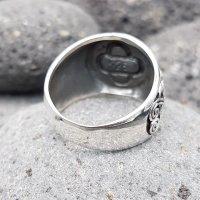 """Keltischer Knoten Ring """"GAEL"""" aus 925 Sterling Silber"""