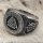 Valknut Ring verziert mit Runen und der Midgardschlange aus 925 Sterling Silber 67 (21,3) / 11,8 US