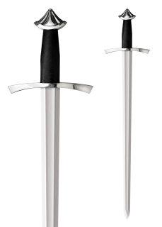 Normannisches Schwert mit Scheide