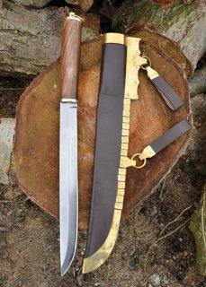 Wikinger Saxmesser Typ 1, ca. 48 cm