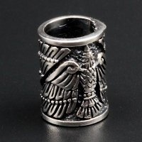 """Raben Bartperle """"SUGNA"""" aus 925 Sterling Silber"""
