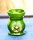 Aromalampe Pentagramm, grün