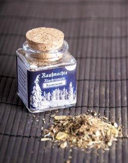 Räuchermischung Rauhnacht - 50 ml Glas
