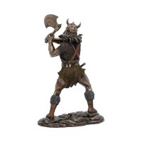 Berserker 28.5 cm - Wikinger Krieger Figur mit Axt