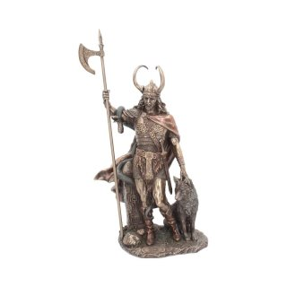 Loki - Der nordische Gott des Feuers - 35 cm