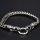 "Viking bracelet ""Jörmungandr"" with clip ring made of stainless steel"