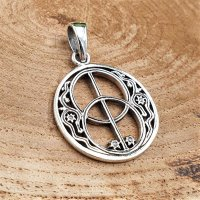 """British jewelry pendant """"CHALICE WELL"""" made of..."""