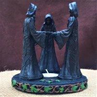 Heidnischer Magiekreis - Duftlampe - 16cm