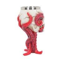 Der Kraken Kelch - 18cm