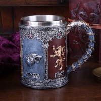 Game of Thrones House Sigil Tankard Mug - 14cm