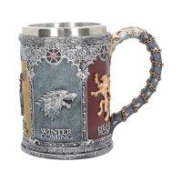 Game of Thrones - Die Wappen der großen Häuser...