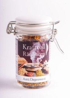 Anti Depression - Kraftvoll Räuchern - 60 ml
