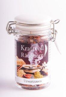 Urvertrauen - Kraftvoll Räuchern - 60 ml