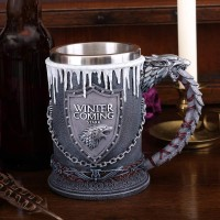 Game of Thrones - Winter is Coming Krug - 20 cm