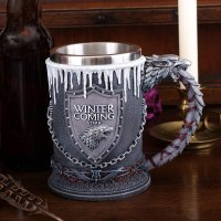 Game of Thrones - Winter is Coming Tankard - 20 cm