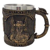 Viking Tankard - Valkyrie