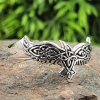 Hugin Ring aus 925 Sterling Silber