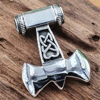 "Thors Hammer ""TÓFA"" aus 925 Sterling Silber"