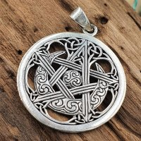 Charge of the Goddess aus 925 Sterling Silber