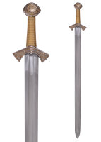 Wikingerschwert aus Langeid mit Scheide