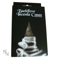Backflow Incense Cones (pack of 20) Jasmine
