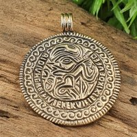 Germanisches Amulett aus Bronze